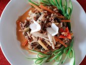 Barbeque Eggplant With Pork Minced - Ca Tim Nuong Thit Bam - Chef Tan