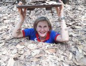 Full  Day Cooking Class with Cu Chi Tunnels